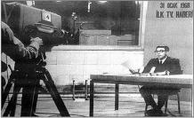 Türkiye'de ilk TV yayını