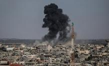 İsrail'den Gazze'ye 35 hava saldırısı