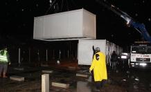 Ayvacık'a konteyner kent kuruluyor