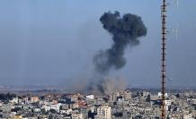 Hamas'tan İsrail'in Gazze saldırılarına tepki