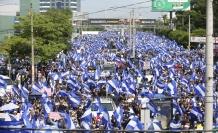 Nikaragua'da çok sayıda ölüme neden olan gösterilerde 42'inci gün