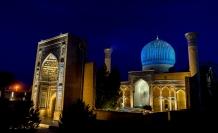 Özbekistan'da hatimle teravih namazlarına büyük ilgi