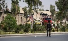 Afganistan'ın kuzeyindeki seçim merkezine bombalı saldırı