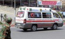 Kabil'de bakanlıkta intihar saldırısı: 12 ölü, 30 yaralı