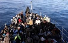 Libya'da 116 göçmen kurtarıldı