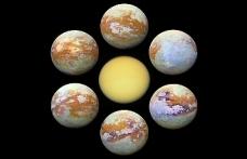 NASA'dan yeni kızılötesi görüntüler