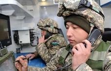 Özbekistan ve Kazakistan'dan ortak askeri tatbikat