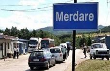 Sırbistan-Kosova sınırında gurbetçiler 4 saat bekliyor