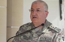 Yeni Genelkurmay Başkanı'ndan ilk mesaj terörle mücadele