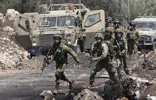 İsrail ordusu'ndan Lübnan askerlerine sis bombası