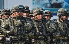 Özbekistan ve Tacikistan ordularından ilk defa ortak tatbikat