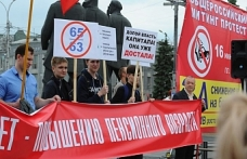 Rusya'da halkın tepkisi yasa değişikliği getirdi