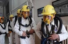Rusya'da Uluslararası Maden Kurtarma Yarışması başlıyor