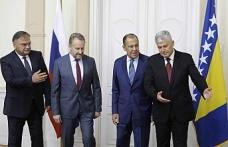Rusya Dışişleri Bakanı Bosna'da