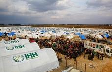 Şanlıurfa İdlib'e sahip çıkıyor