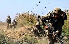 Şırnak'ta PKK'ya ait silahlar ele geçirildi