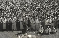 Ünlü İslam alimi Mevdudi'nin cenazesi