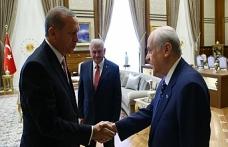 Bahçeli'nin Erdoğan'a verdiği 6 isim kim ?