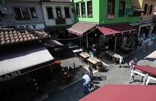 Bursa'nın Tarihi Kayhan Çarşısı