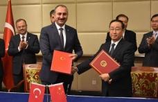 Çin ile Türkiye arasında mutabakat zaptı imzalandı