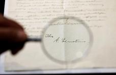 Einstein'ın mektubuna 40 bin dolar