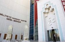 MHP 5 büyükşehir adayını açıkladı