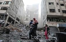 """Mısır İsrail'e """"saldırılarını durdur"""" çağrısı yaptı"""