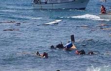 Nijerya'da yolcu teknesi battı