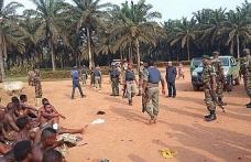 Ordu ile ayrılıkçılar çatıştı: 5 ölü