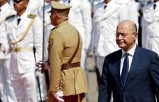 Suriye uçağına Irak cumhurbaşkanı da binecek