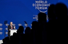 Trump Davos'a gidiyor