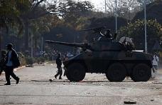 Zimbabve'de şiddetin faturası güvenlik güçlerine çıktı