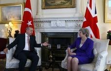 İngiltere Türkiye ticari anlaşması Brexit'i bekleyecek