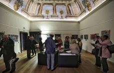 Kelimenin Kalbi sergisi Roma'da açıldı