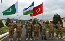 Özbekistan, Türkiye ve Pakistan Ortaklık Kalkanı tatbikatı başladı