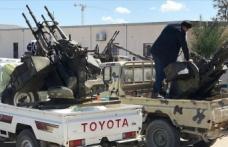 Libya'da UMH güçleri kritik Giryan kentini ele geçirdi