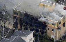 Kyoto Animasyon'a kundaklama: Çok sayıda ölü ve yaralı var!