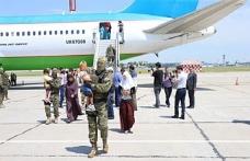Özbekistan Suriye'deki vatandaşları için 2'nci operasyona başlıyor