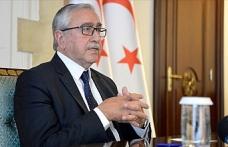 Akıncı'dan Azerbaycan'a dayanışma mesajı