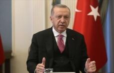 Cumhurbaşkanı Erdoğan: Covid-19 salgını ekosistemdeki bozulmanın yansımalarından birisidir