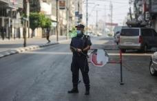 Gazze'de sokağa çıkma yasağı