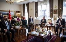 Yargıtay Başkanı çağırdı Karadağ Yüksek Mahkeme Başkanı geldi