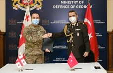 Türkiye'den Gürcistan'a askeri destek