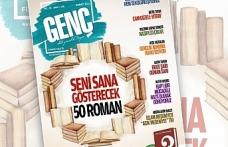 Genç Dergisi'nin Şubat sayısı raflardaki yerini aldı