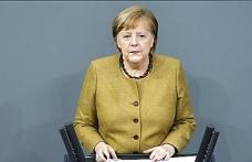 Almanya'dan Erdoğan-Merkel görüşmesine ilişkin açıklama