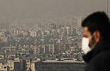 Tahran'da hava kirliliği kritik seviyede