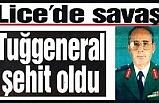 Tarihte bugün (22 Ekim): Tuğgeneral Bahtiyar Aydın öldürüldü