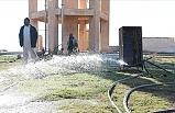 Tükiye'den Tel Abyad'a su desteği