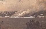 Abdülhamid'in tablolarını kül eden yangın