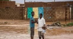 Hartum'da yağmur ve gündelik hayat
